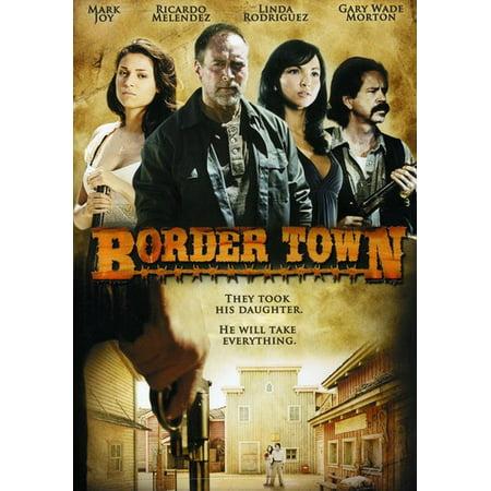 Border Town Dvd Walmartcom