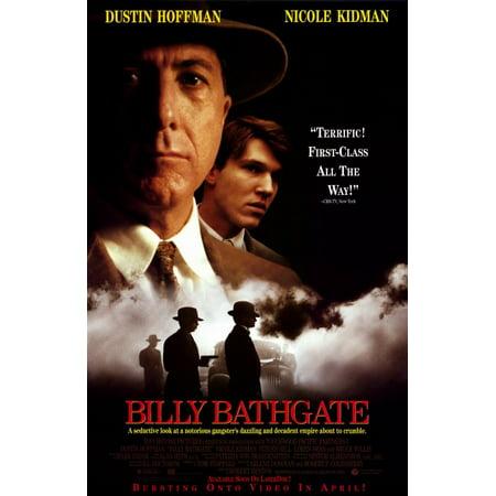 Billy Bathgate Poster Movie B Mini Promo