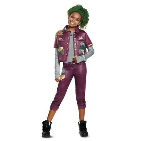 Z-O-M-B-I-E-S Eliza Zombie Classic Child Costume - Zombie Halloween Costume Uk