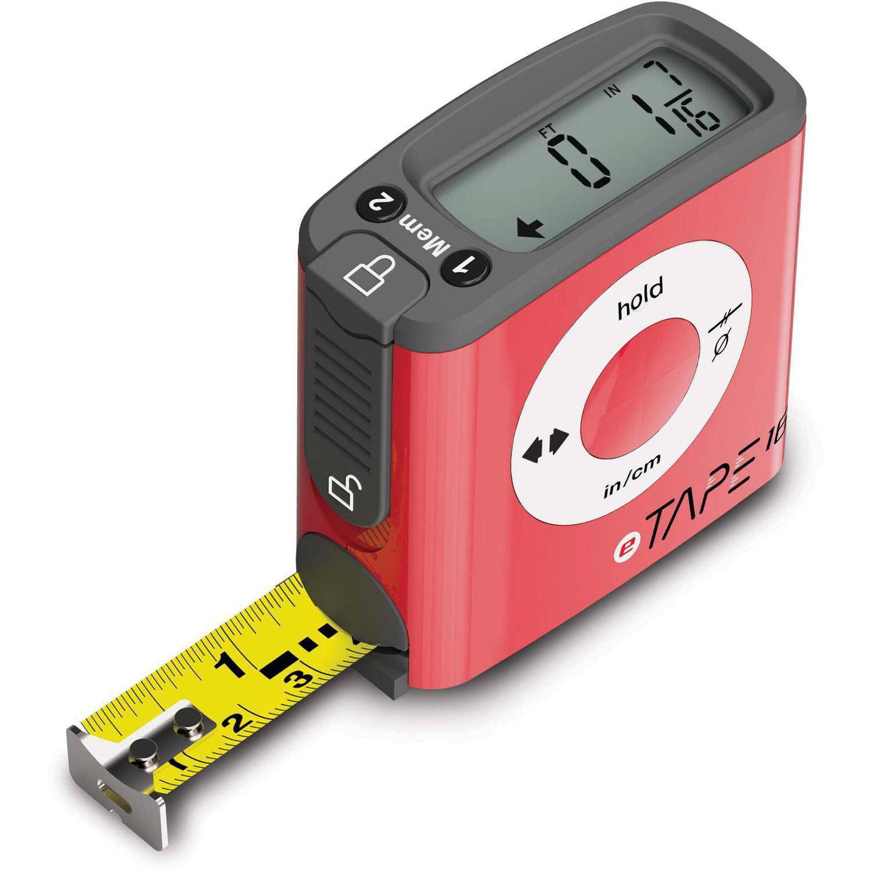 eTape16 Digital Tape Measure by PBC Intl.