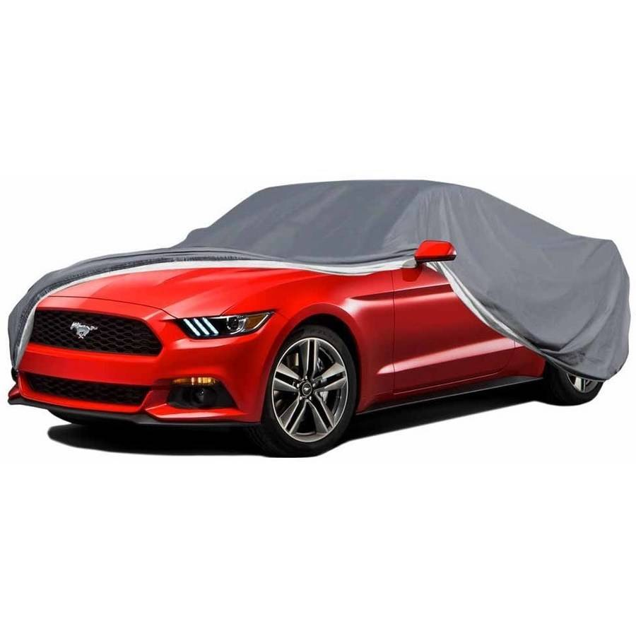 Premium Outdoor Car Cover Waterproof Galactic Classic Mini Saloon