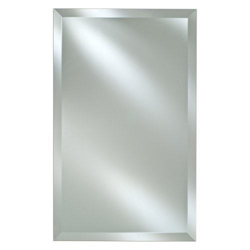 Radiance Frameless Rectangle Vanity / Wall Mirror