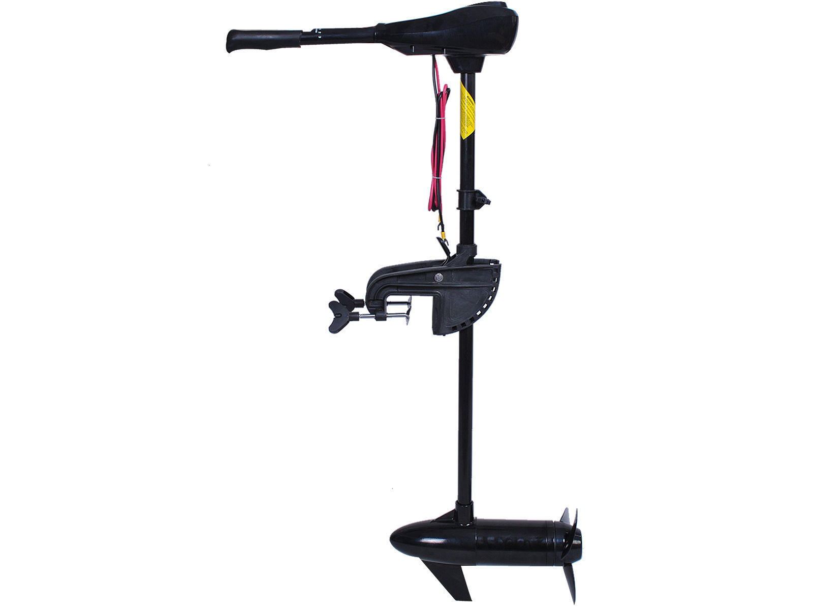 "Costway New 86lbs Freshwater Transom Mounted Trolling Motor 36"" Shaft by Costway"
