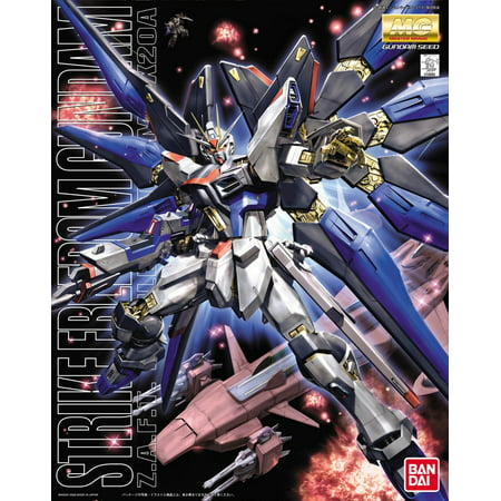 Bandai Hobby SEED Destiny Gundam Strike Freedom  MG 1/100 Model (Gundam Seed Destiny Japan)