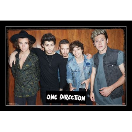 One Direction 1D - Four Poster Print](One Direction Halloween Preferences)