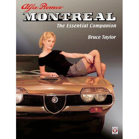 Alfa Romeo Montreal - eBook