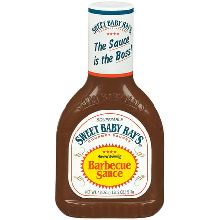 Sweet Baby Rays Barbecue Sauce  18 Oz