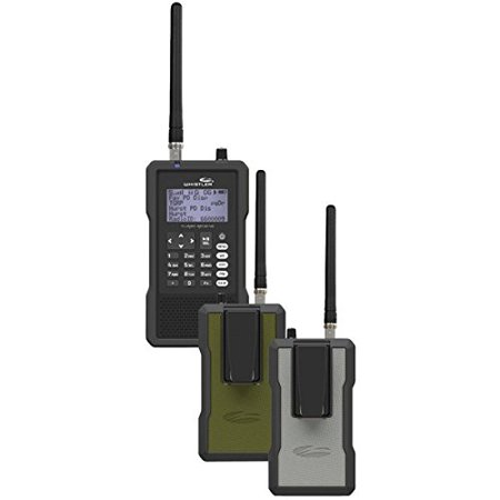Whistler Trx-1 Handheld Dmr mototrbo[tm] Digital Trunking Scanner by