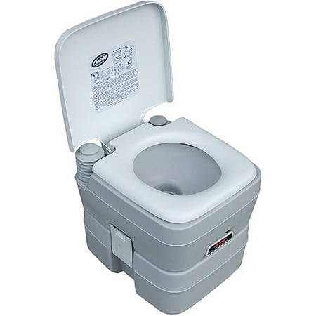 Century Portable Toilet With 5 Gallon Capacity Holding