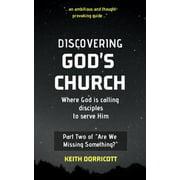 Discovering God's Church - eBook