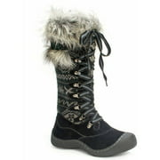 Gwen Tall Lace Up Snow Boot