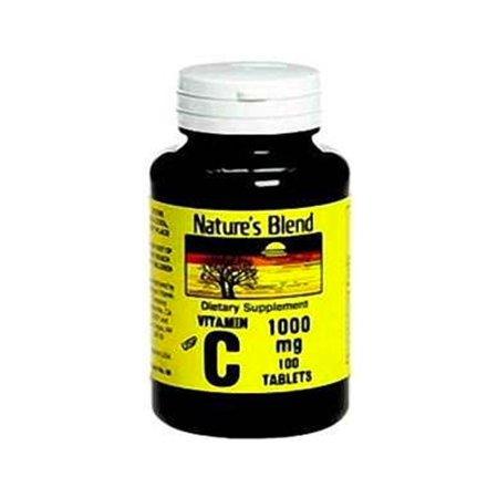 Natures Blend Vitamin C 1000Mg  100Ct