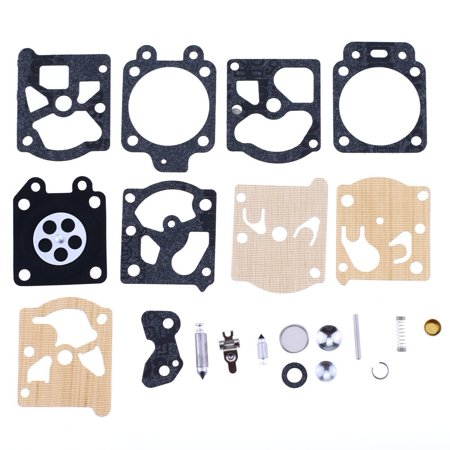 New Carburetor Carb Kit K20-WAT WA Wt Walbro Echo Homelite Husqvarnn Chainsaw Gasket Diaphragm Hard Parts, High Quality Carburetor Kit!