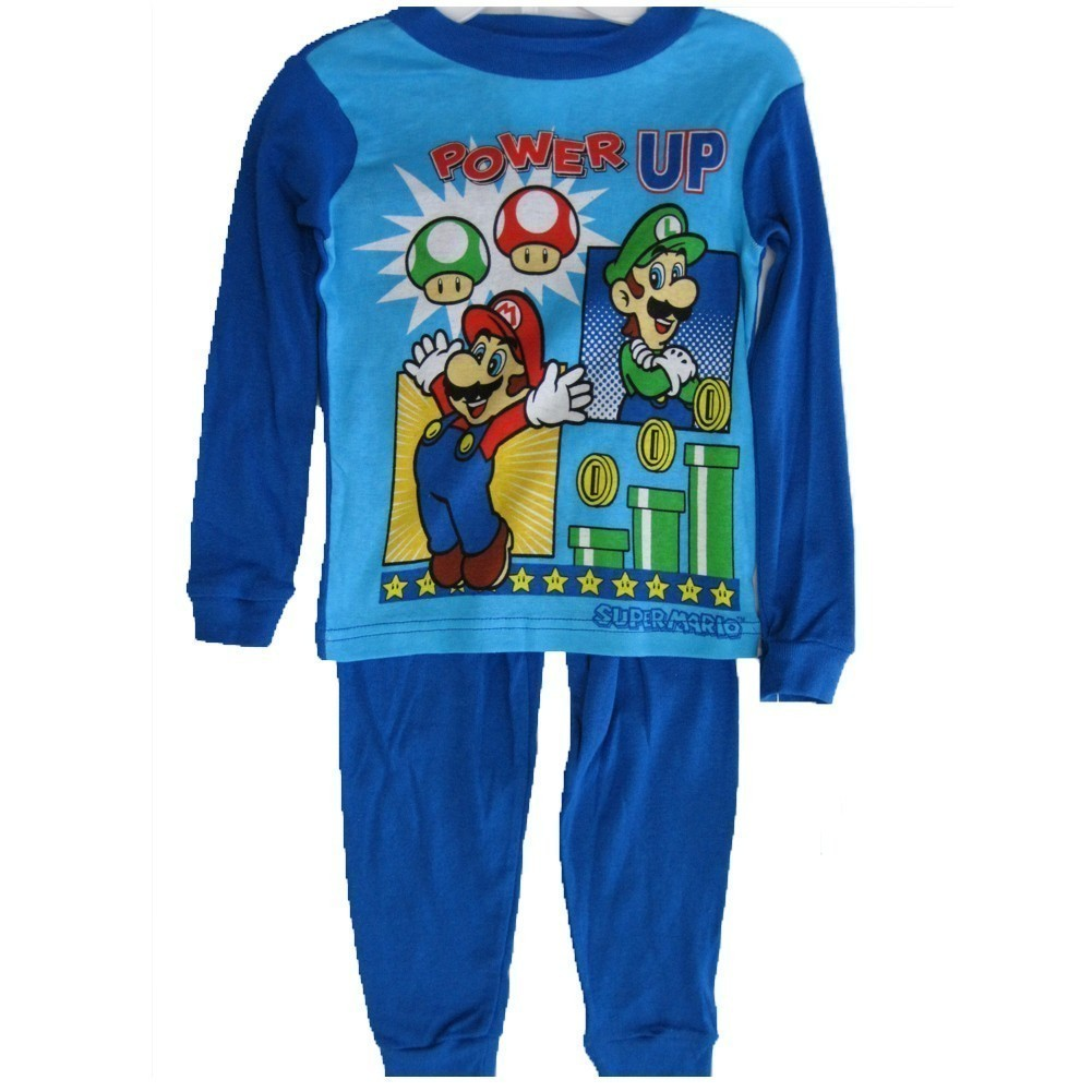 Angry Birds Boys Black Cartoon Printed Long Sleeved 2 Pc Pajama Set 8-10