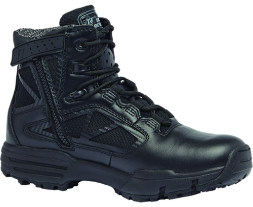 "Belleville TR996ZWP Men 6"" Tactical Research Chrome Waterproof Side Zip Boot by"