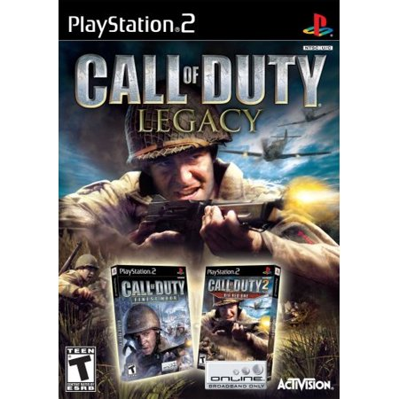 - Call Of Duty: Big Red One/Finest 2Pk (PS2)