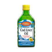 Best Cod Liver Oils - Carlson 1100 mg, 8.4 fl oz Omega-3 Wild Review