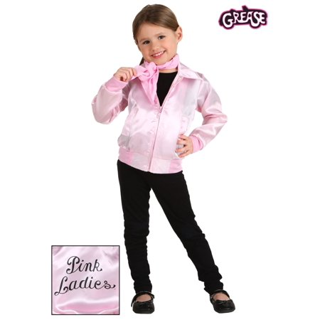 Toddler Grease Pink Ladies Jacket - image 1 de 3