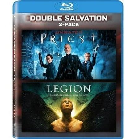 Legion   Priest  Blu Ray