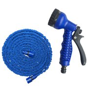 Garden Hoses for Outdoors 75 Feet Expandable Water Hose Flexible Lawn Hose with Connector for Car Washing Garden Watering