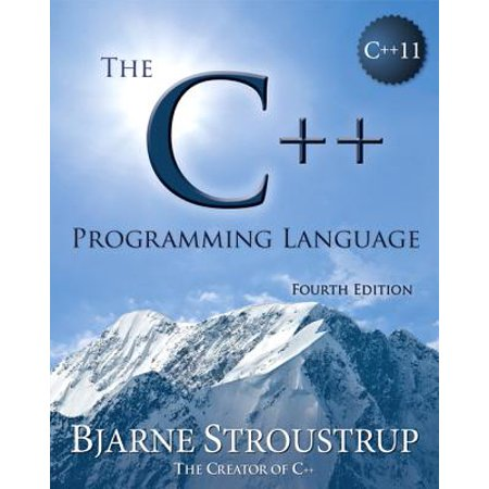 The C++ Programming Language (Paperback)