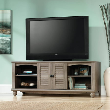 Sauder Harbor View Entertainment Credenza For Tvs Up To 60   Multiple Finishes