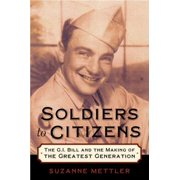 Soldiers to Citizens - eBook