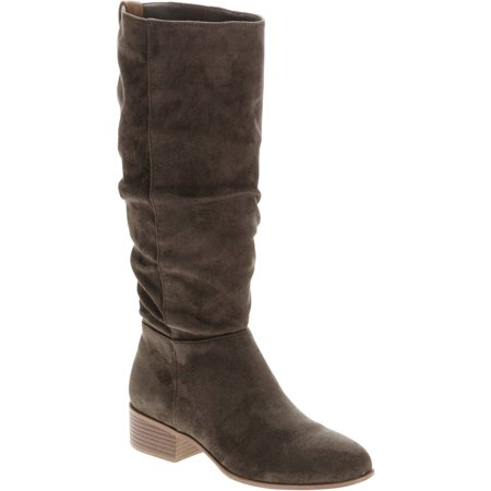 Faded Glory Women's Fashion Slouch Boot ONLINE ONLY