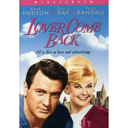 - Lover Come Back (DVD)