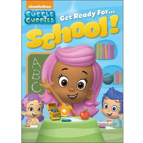 Bubble Guppies: Get Ready For School! by Paramount