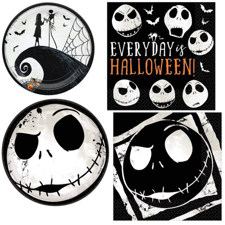 Nightmare Before Christmas Party Bundle: 16x 7-9