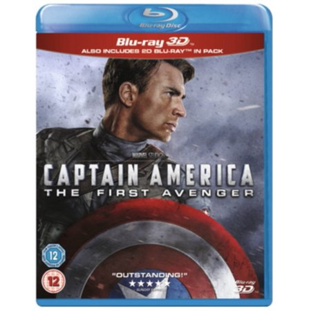 CAPTAIN AMERICA: THE FIRST AVENGER [BLU-RAY BOXSET]