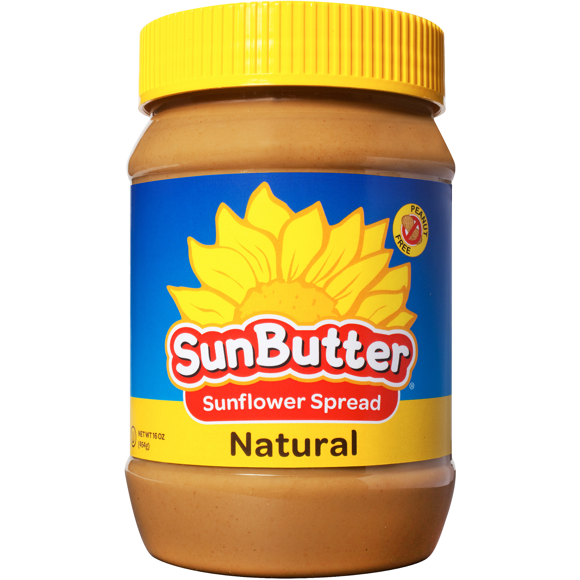 SunButter Natural Sunflower Spread, 16 oz