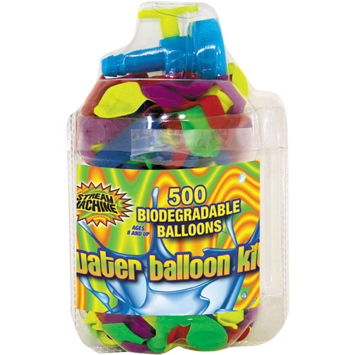 Water Sports Balloon Refill Kit, 500-Pack