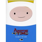 Cartoon Network: Adventure Time The Complete First Season (Widescreen) by WARNER HOME ENTERTAINMENT