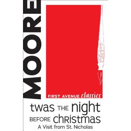 Twas the Night before Christmas - eBook