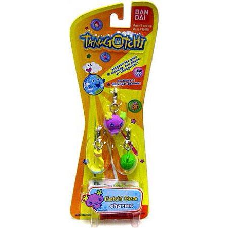 Tamagotchi Gotchi Gear Charms Viloletchi Accessory Set