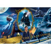 Masterpieces Polar Express Xmas 500pc Glitter