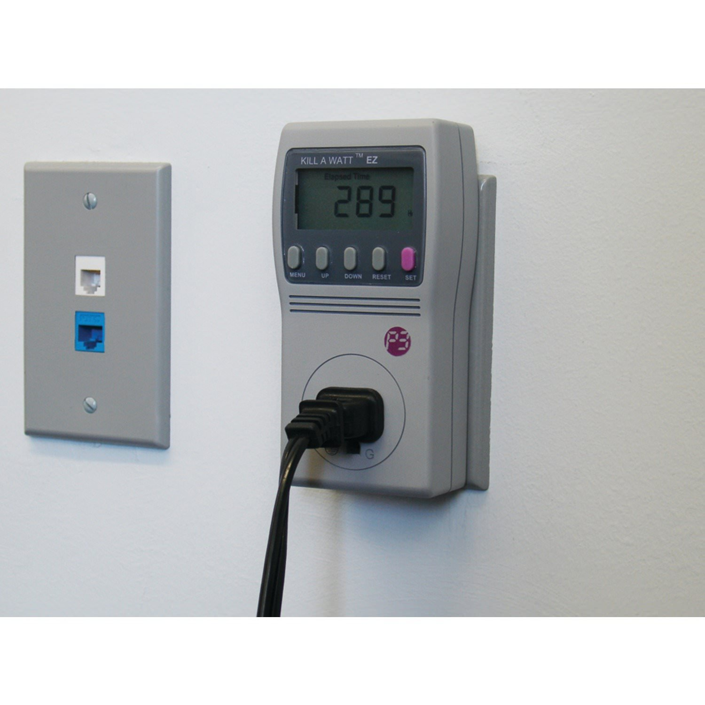 P3 P4460 Kill-A-Watt EZ Electricity Usage Power Monitor