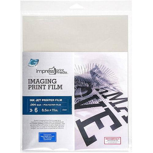 Grafix Imaging Print Film - Inkjet