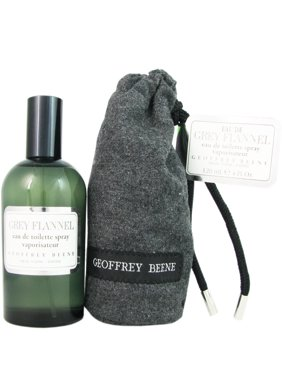 Geoffrey Beene Grey Flannel Cologne Spray, 4 Oz