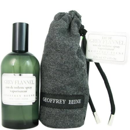 Geoffrey Beene Grey Flannel Eau de Toilette Spray, 4 Oz