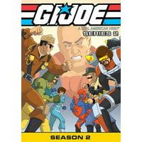 G.I. Joe A Real American Hero: Series 2, Season 2 (DVD)