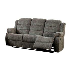 Miraculous Ashley Furniture Oberson Fabric Reclining Power Sofa In Gunsmoke Alphanode Cool Chair Designs And Ideas Alphanodeonline