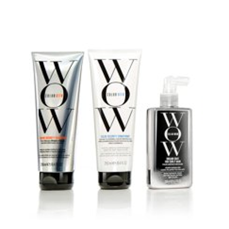 Color Wow Dream Curly Set Color Security Kit, Shampoo, Conditioner & Dreamcoat Spray