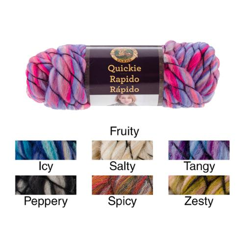 Quickie Yarn Fruity