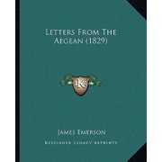 Letters from the Aegean (1829)