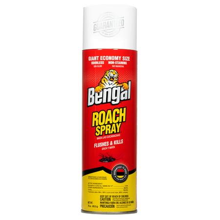 Bengal Roach Spray, 16 oz. (Best Cockroach Spray Australia)