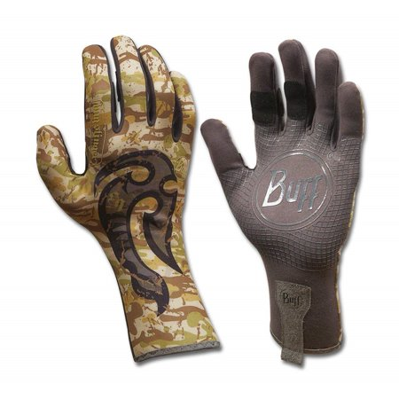 Buff Sports MXS 2 Gloves Midweight Cross Sport Bug Slinger Maori Hook, XS/S](Hoof Gloves)