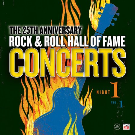 Rock & Roll Hall Of Fame: 25th Anniversary Night One - Volume 1 (Vinyl) (Limited